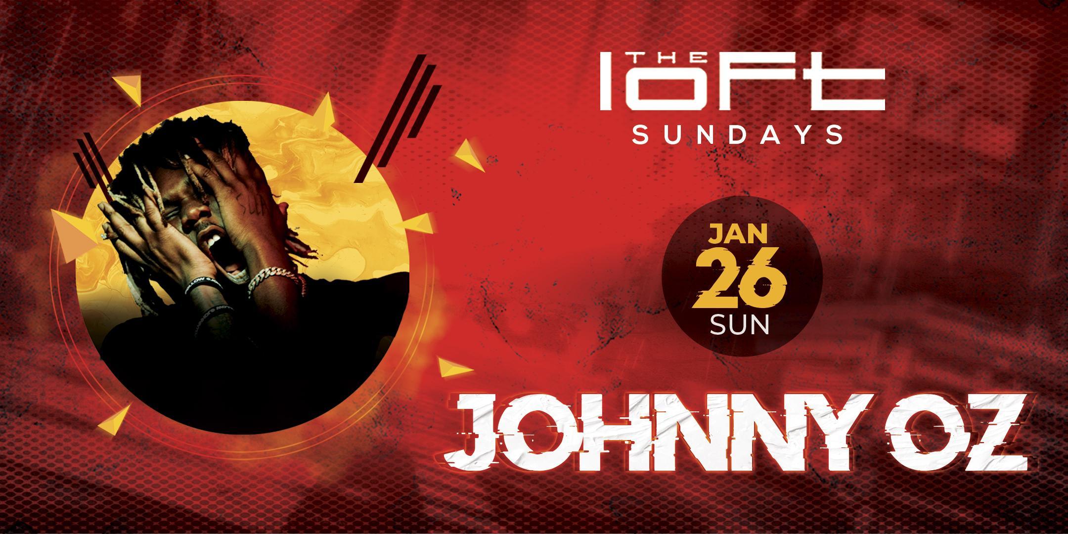 Loft Sundays Presents: JOHNNY OZ