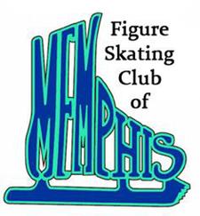 The Figure Skating Club of Memphis logo