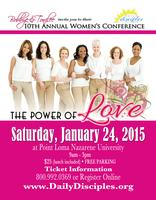 The Power of LOVE-San Diego Women's Conference