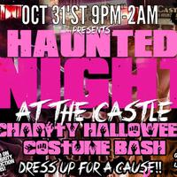 Haunted Night At The Castle ( #HNATC )