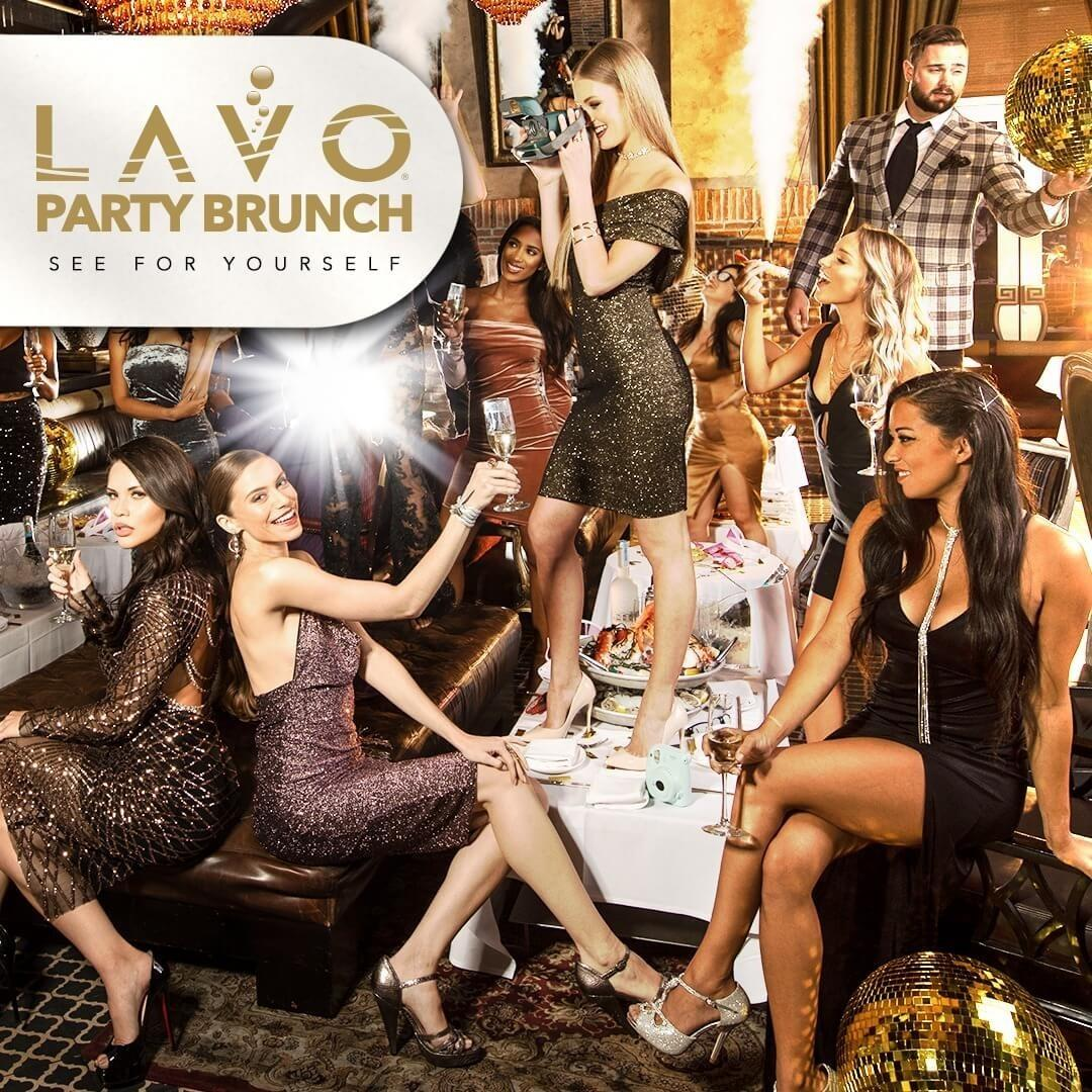 Lavo Party Brunch at Lavo Guestlist - 2/29/2020