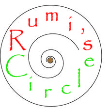Rumi's Circle/Threshold Society logo