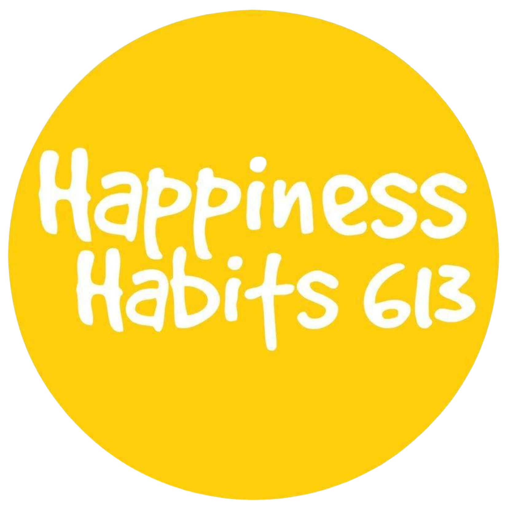 Happiness Habits 613