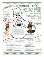 Happy Holiday Winter Wonderland with Syleena Johnson!