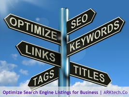 Optimize Search Engine Listings for Business
