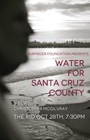 Water For Santa Cruz County