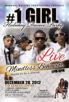 MINDLESS BEHAVIOR LIVE #1 GIRL HOLIDAY DANCE PARTY