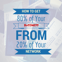 NO FEE Webinar: How to Get 80% of Your 2015 Business...