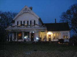 Evening at the Zimmerman Heritage Farm: December 9th...