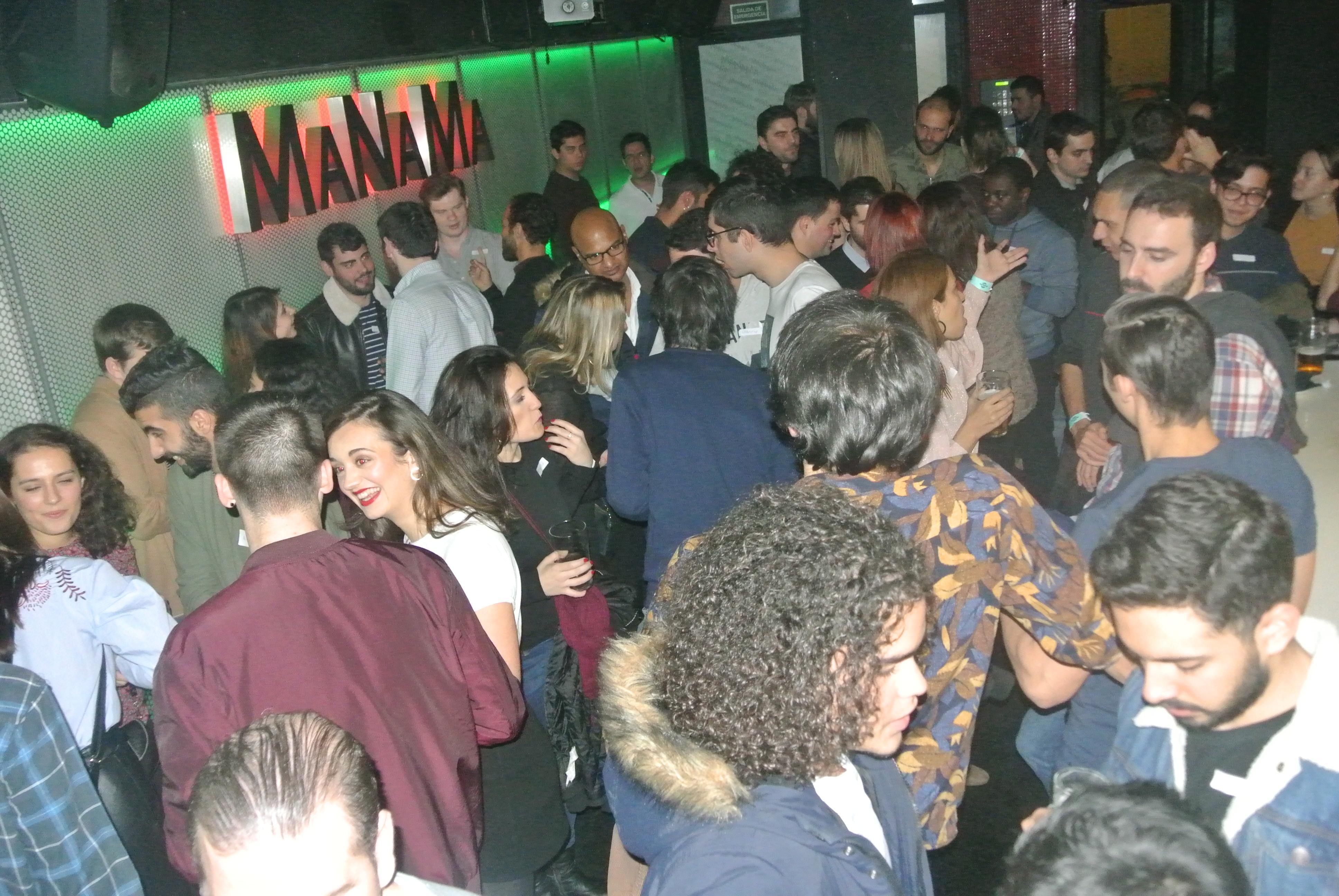Language Exchange and Party in Madrid on Saturday - Speak & Shake