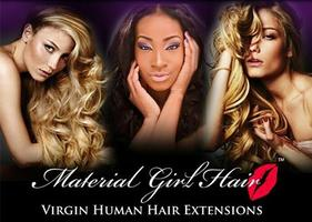 Afro & Kinky Hair Extensions by Material Girl Hair
