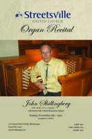 John Shillingberg Organ Recital