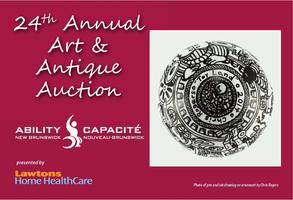 24th Annual Art & Antique Auction