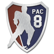 PAC-8 Hockey logo