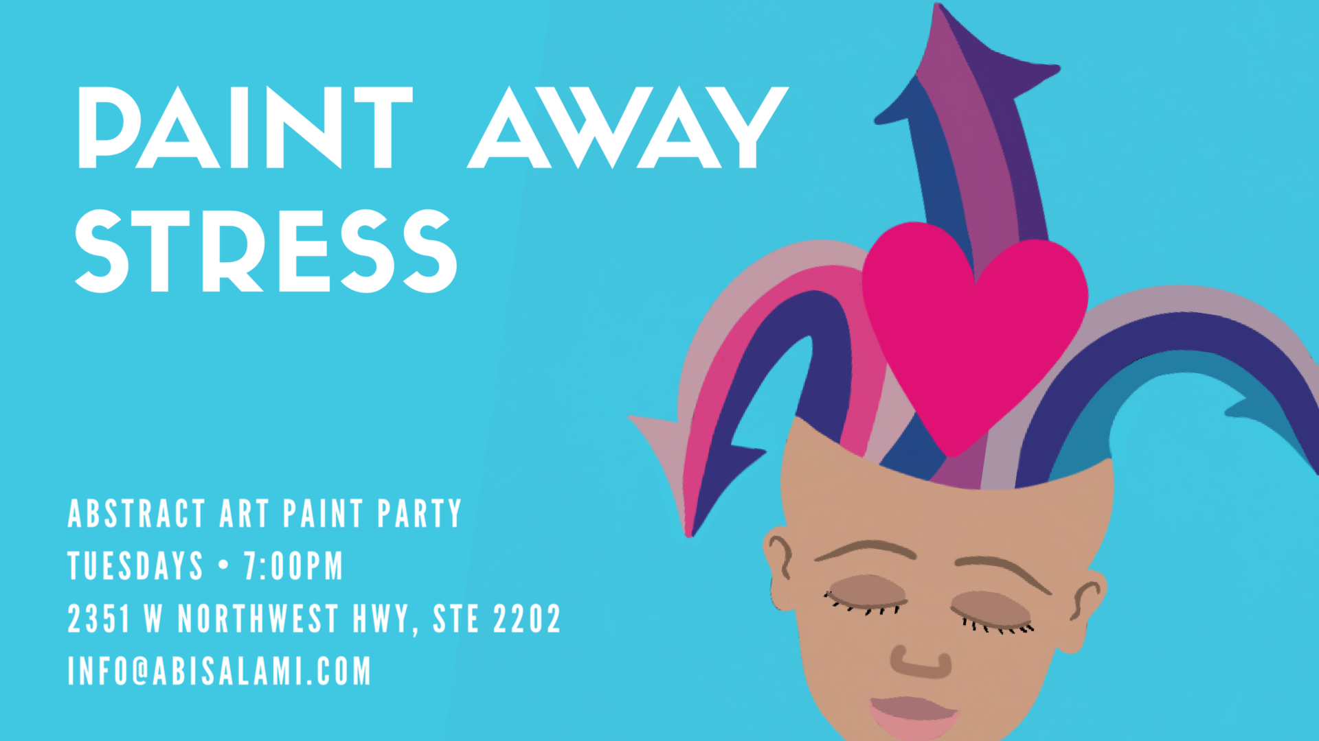 Paint Stress Away