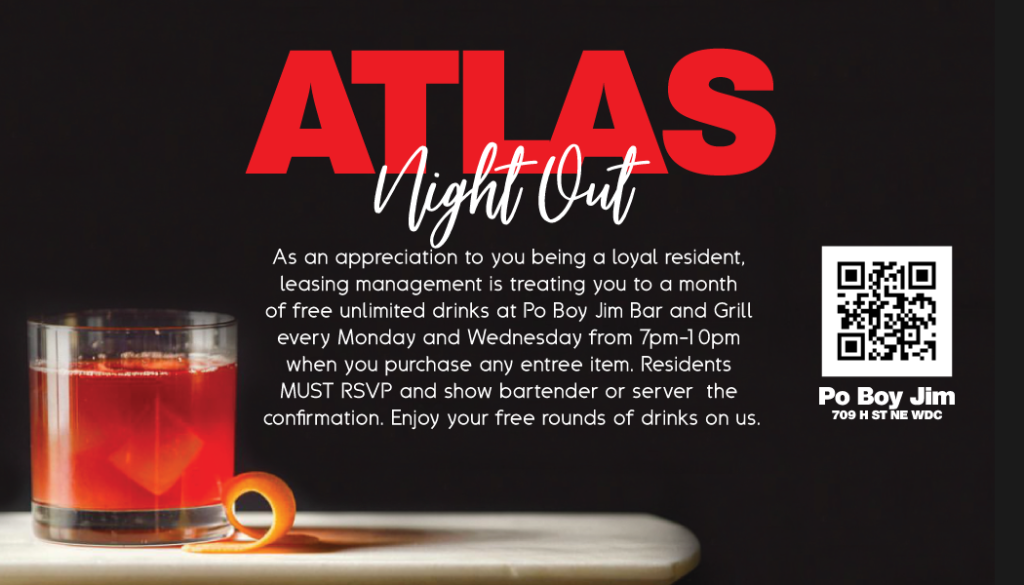 Atlas District Night Out