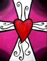 """Creole Canvas - """"Full of Love"""" - (SOLD OUT)"""