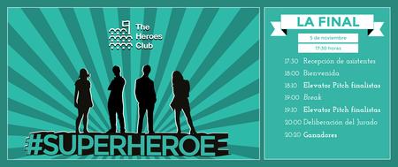 Final #Superheroe