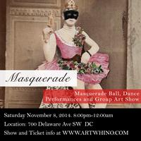 MASQUERADE + Complimentary Jack Daniels Cocktail