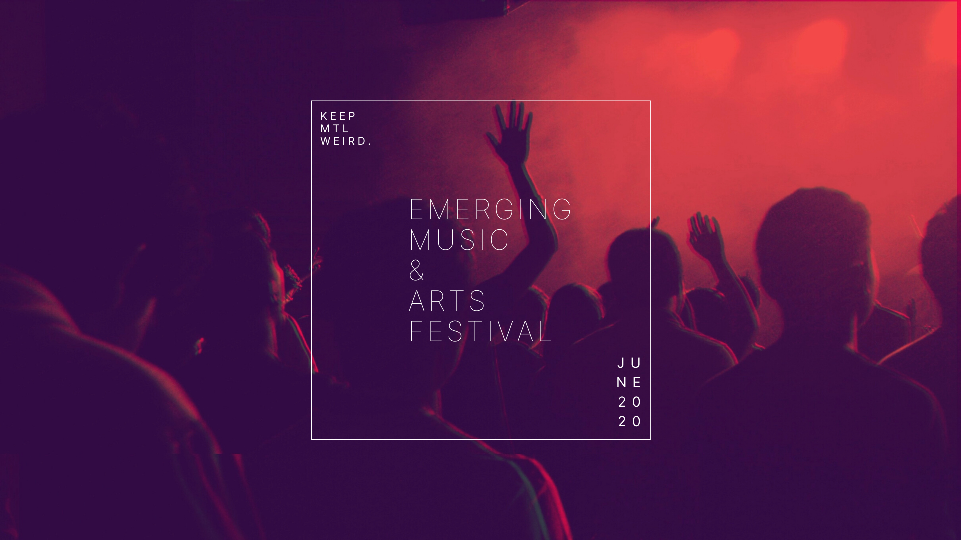 KMW Emerging Music and Arts Festival