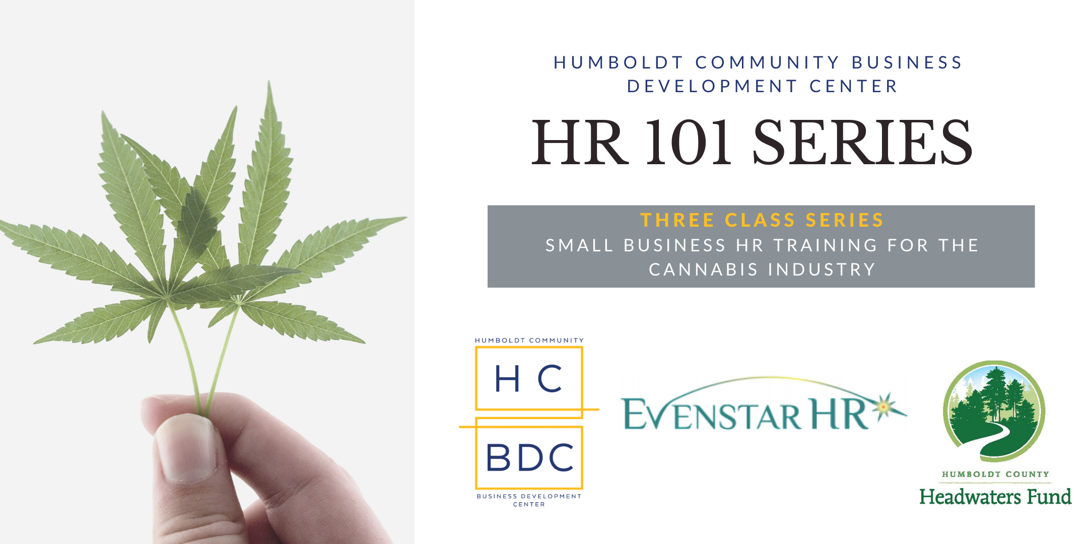 HCBDC - HR 101 Series ---------->Class 1: The Value of Human Resources