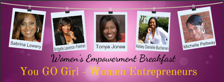 Women's Empowerment Breakfast