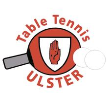 Table Tennis Ulster   logo