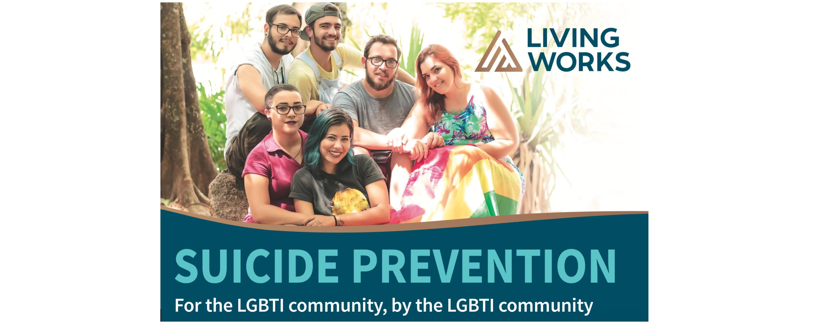 ASIST Suicide Intervention Skills Training for LGBTIQ Communities