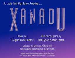 SLPHS Theatre Presents Xanadu