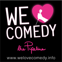 We Love Comedy January Shows