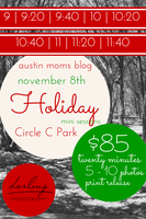 Holiday Mini Sessions with Darling Photography