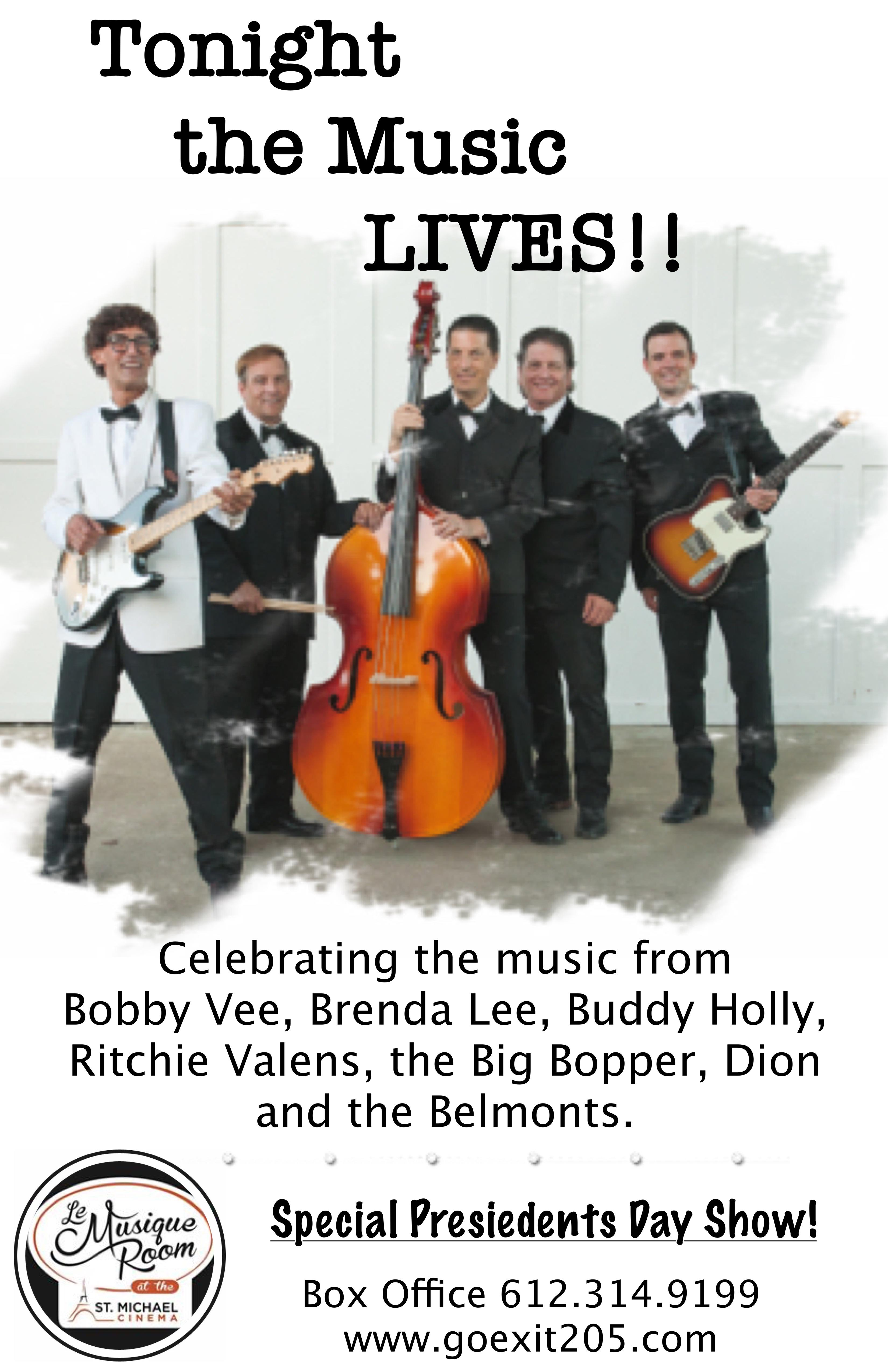 A tribute to Buddy Holly, Richie Vallens +