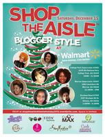 Shop the Aisle, Blogger Style Holiday Edition
