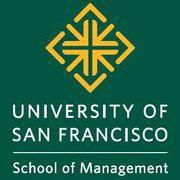 University of San Francisco School of Management Alumni & External Relations logo