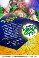 1st International Boston Brazilian Dance Festival 2014