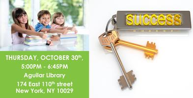 """Keys to a Successful School Year"" Workshop for..."