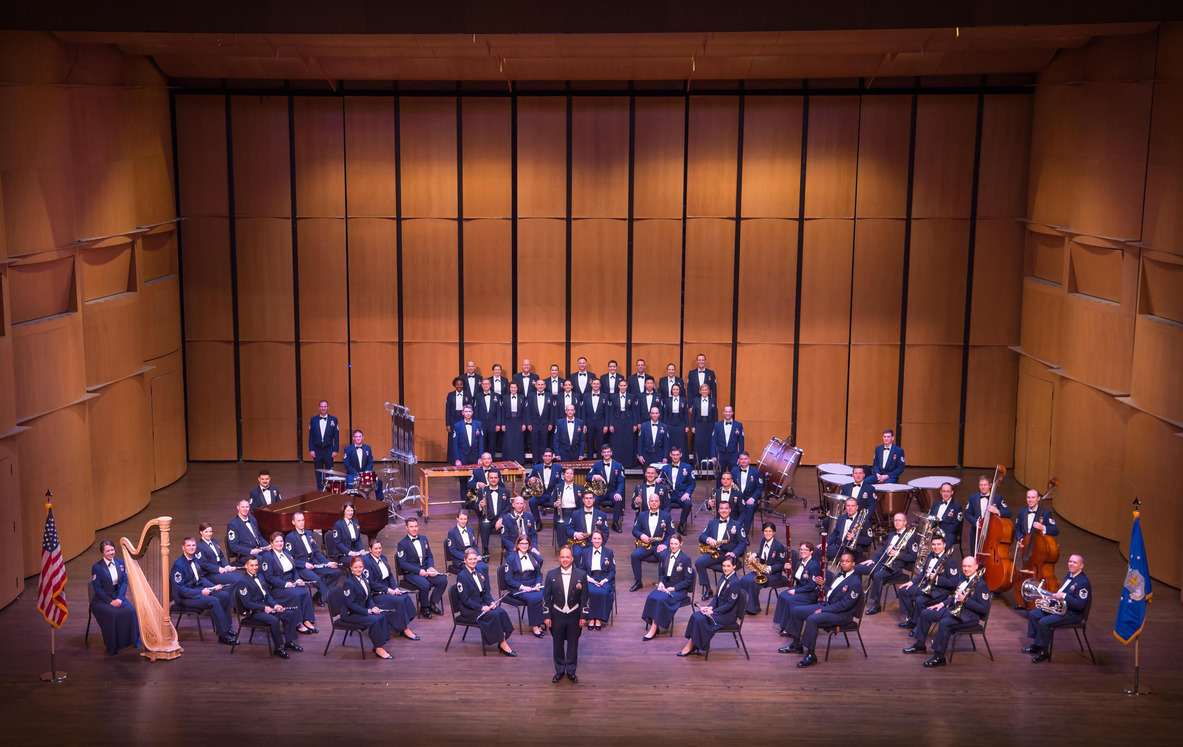 The United States Air Force Concert Band Biloxi Ms 7 Mar 2020