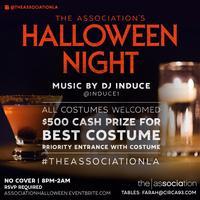 The Association's Halloween Night