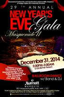 29th Annual New Year's Eve Gala