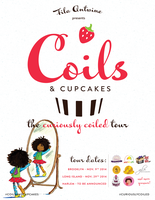 """Coils and Cupcakes - A """"Curiously Coiled"""" experience..."""