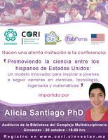 Promoviendo la ciencia entre los hispanos de Estados Un...