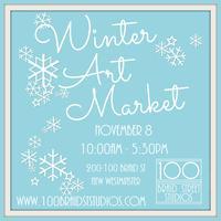 100 Braid St Studios Winter Art & Craft Market