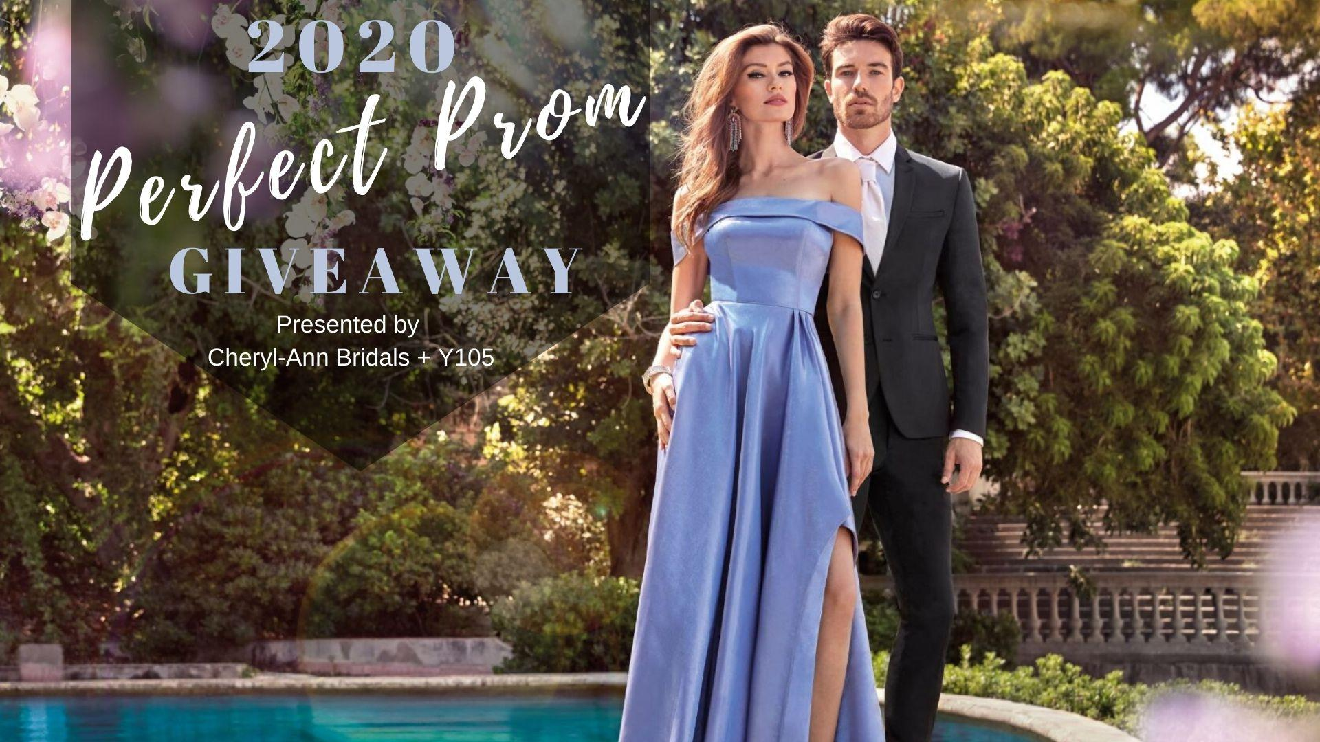 2020 Perfect Prom Giveaway
