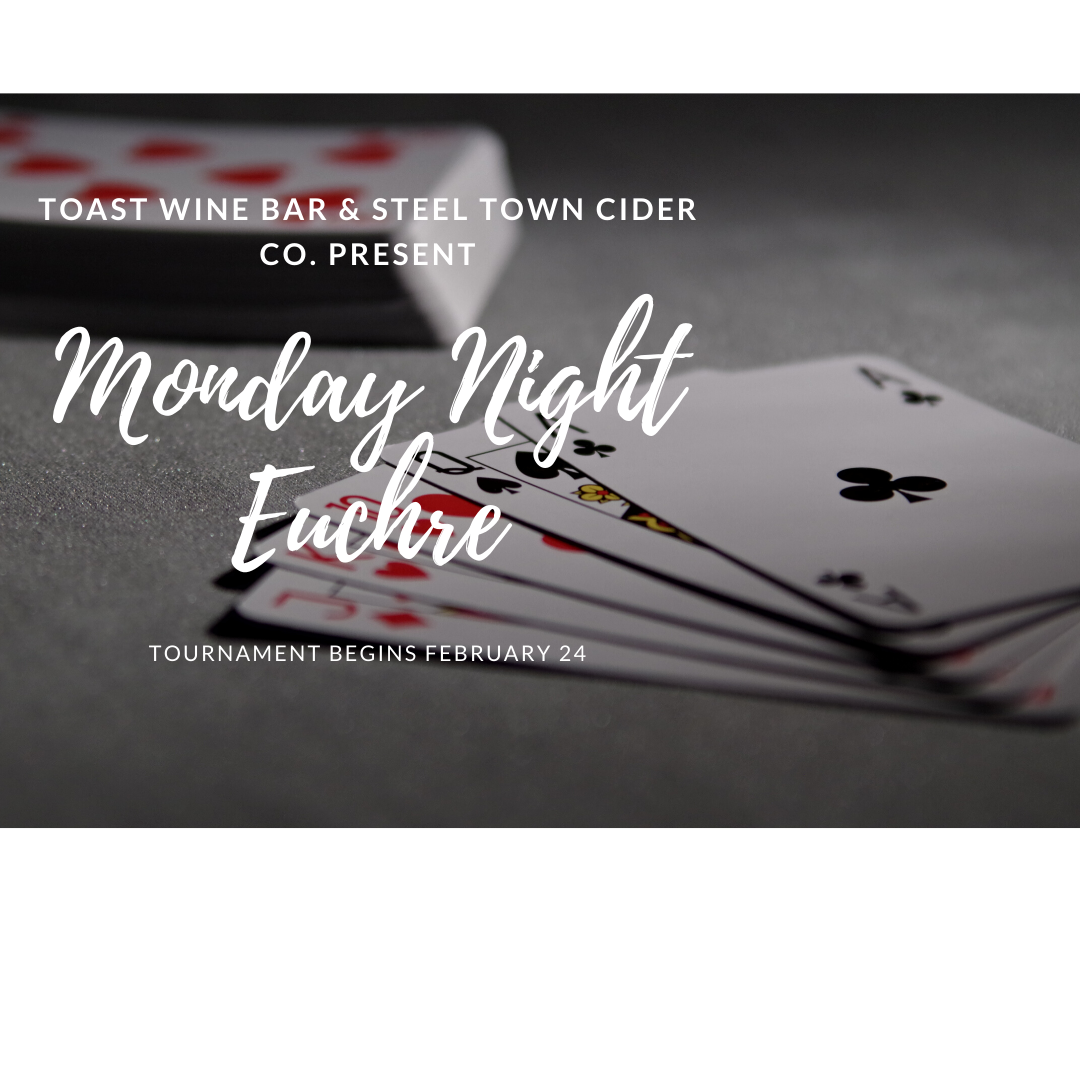 Monday Night Euchre Tournament