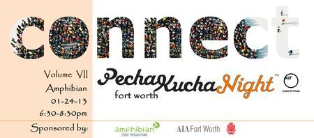Pecha Kucha Night in Fort Worth Vol. 07