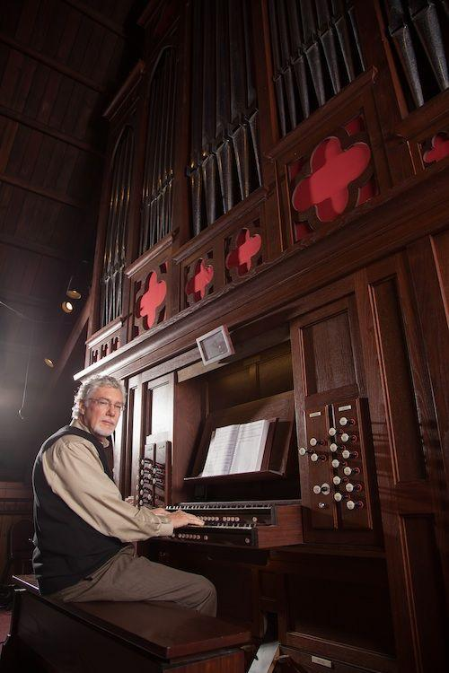 2nd Friday @ Noon Recitals; Michael Cole, organ