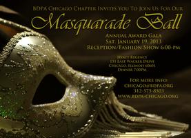 BDPA Chicago Chapter 2013 Masquerade Ball Annual...