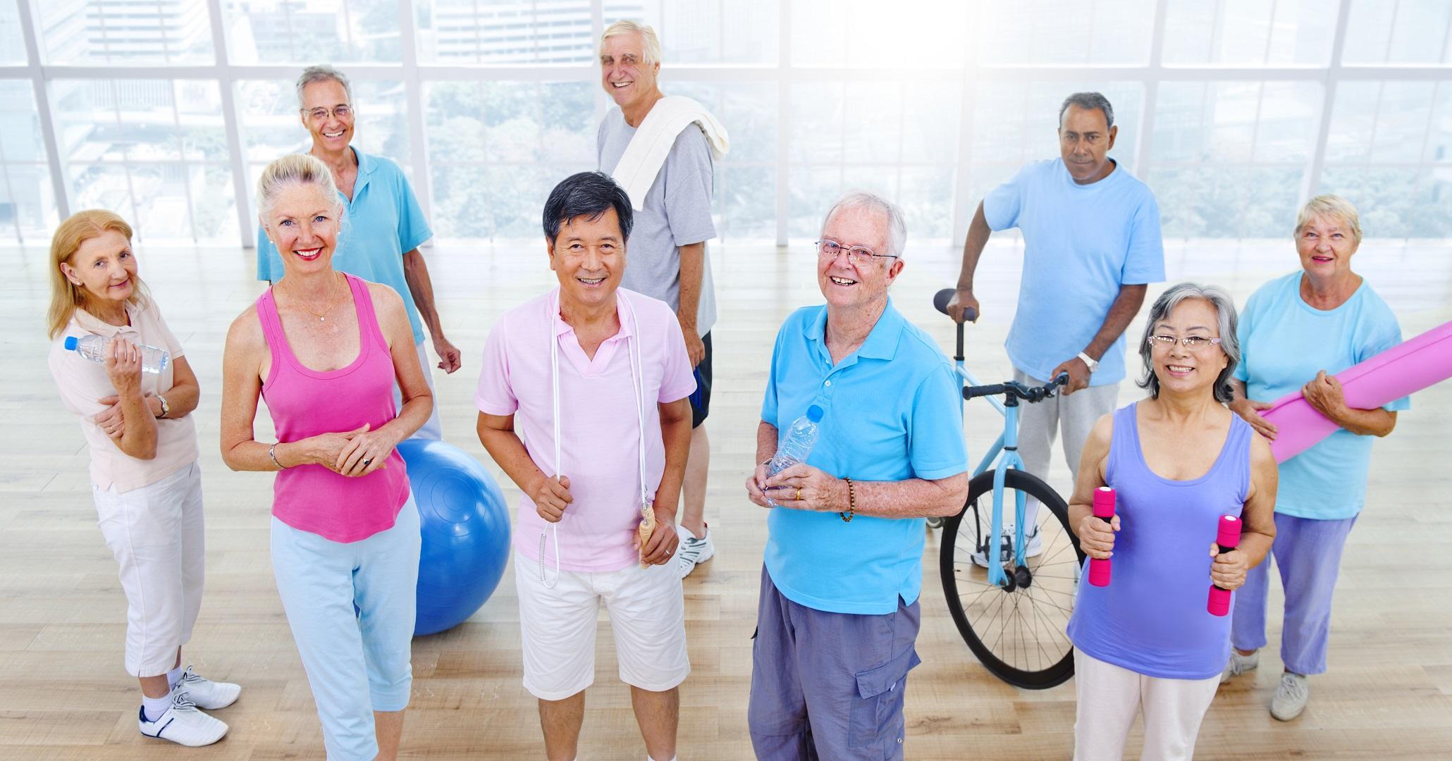 Active Parramatta Van - Better Ageing - FREE Holistic Fitness - Parramatta - Term 1, 2020
