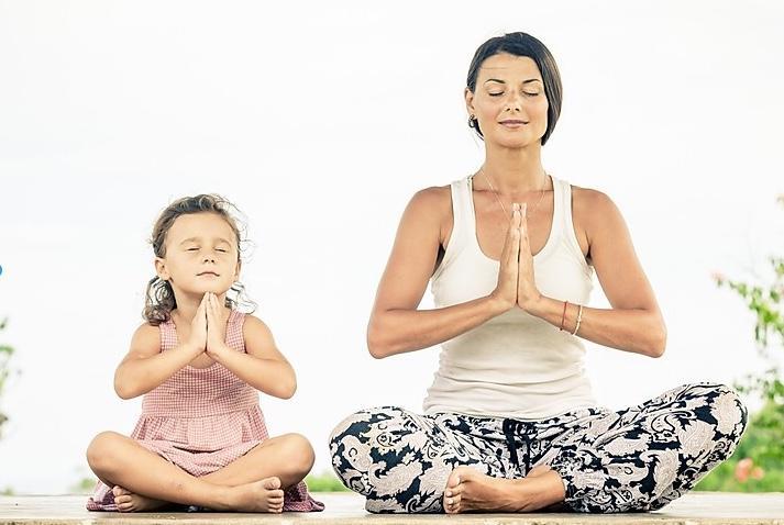 Parent's Workshop about Children's Mindfulness & Meditation