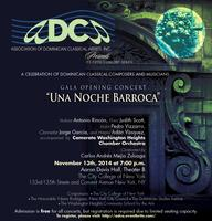 "Opening Gala Concert: ""Una Noche Barroca"""